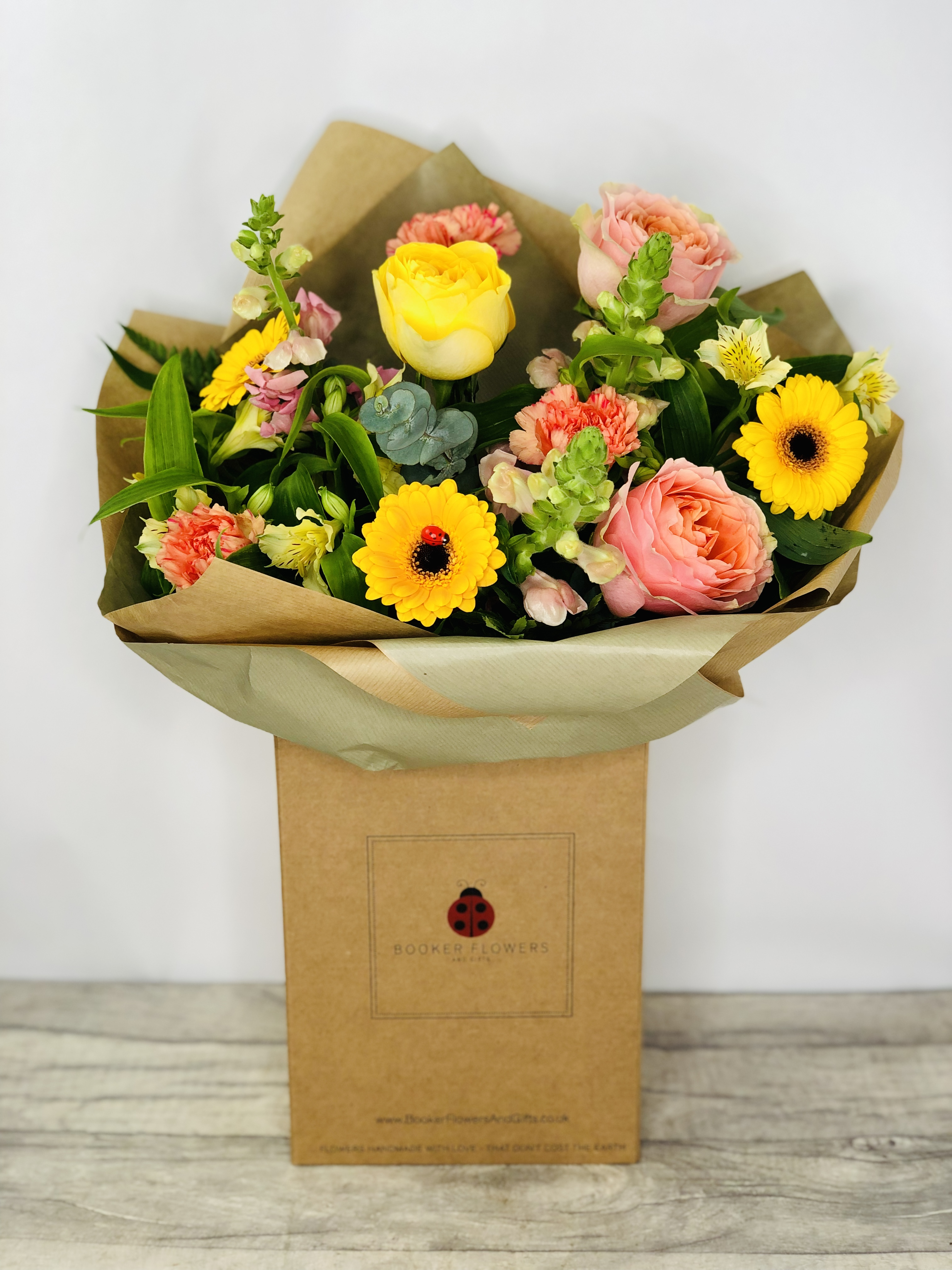 Booker Flowers and Gifts is the website of the retail shop Booker Flowers and Gifts.  Through this website you can order and send flowers in and around the Liverpool area.  You can also send nationally.  