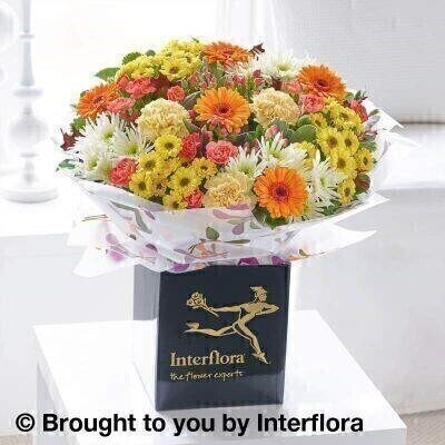 Autumn Celebration Hand Tied - LARGE: Booker Flowers and Gifts