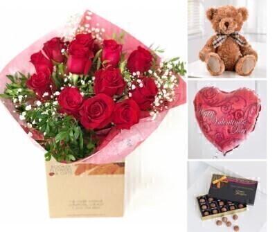be my valentine gift set