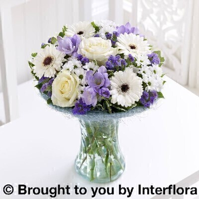 Blue Perfect Gift - PLUS: Booker Flowers and Gifts