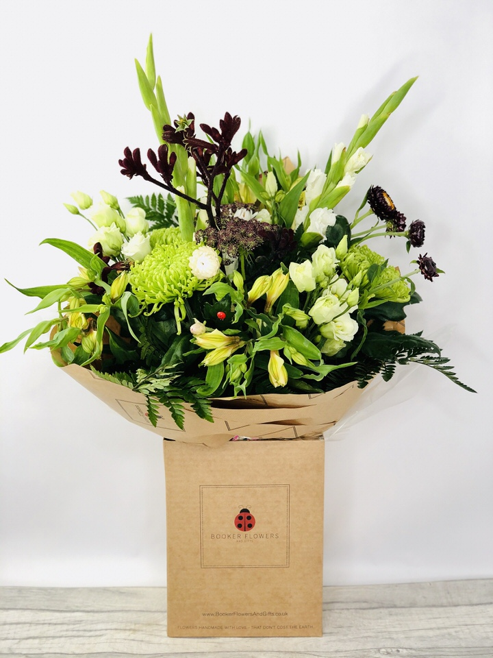 Bright Autumn Flowers - Hand Delivered