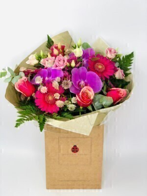 Luxury Hand Tied Bouquet