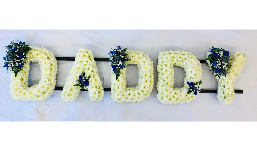 DADDY Funeral Tribute: Booker Flowers and Gifts