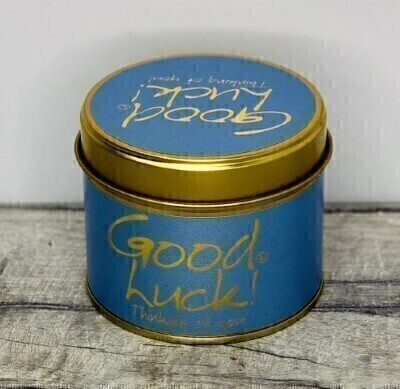 Good Luck Scented Candle By Lily Flame: Booker Flowers and Gifts