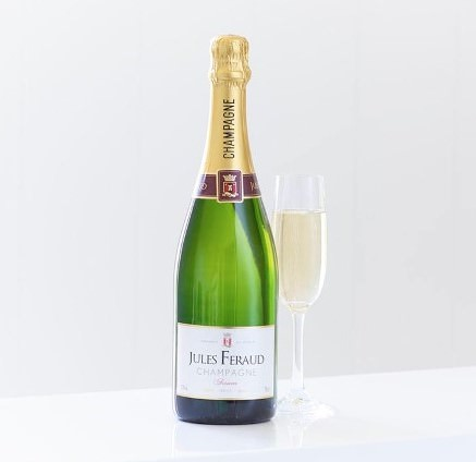 Jules Feraud Champagne: Booker Flowers and Gifts