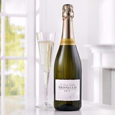 THIS PRODUCT CONTAINS ALCOHOL AND AS SUCH SHOULD ONLY BE BOUGHT FOR SOMEONE OVER THE AGE OF 18<br><br>THIS ITEM WILL NEED TO ACCOMPANY A FLOWER ORDER OR BE A COMBINATION OF EXTRA ITEMS TO REACH OUR MINIMUM ORDER OF 25<br><br>For a fashionable tipple that adds something extra special to the celebratory mood this fresh and fruity Italian prosecco has refreshing citrus and green apple aromas.<br><br>Serve chilled either as an aperitif or with peach juice for the perfect Bellini.