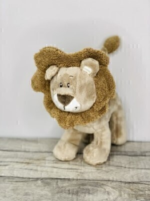 Cute Soft Lion Toy