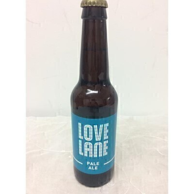 Love Lane Pale Ale Liverpool Craft Beer: Booker Flowers and Gifts