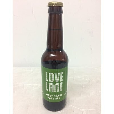 Love Lane West Coast Pale Ale Liverpool Craft Beer: Booker Flowers and Gifts