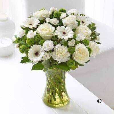 New Baby Vase Plus: Booker Flowers and Gifts