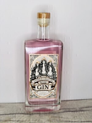 The Three Graces Rose Gin: Booker Flowers and Gifts