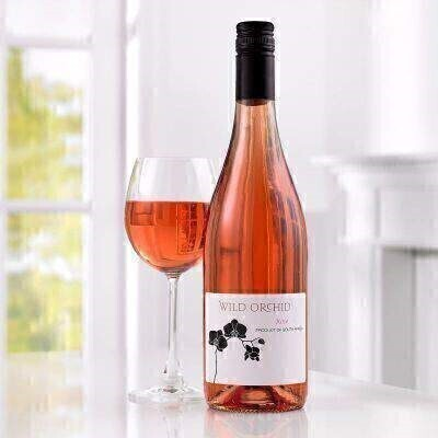 Wild Orchid Blend Rose Wine: Booker Flowers and Gifts