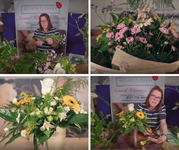 Give the Gift of an Experience this Christmas with Two Virtual Flower School Classes and DIY Kits