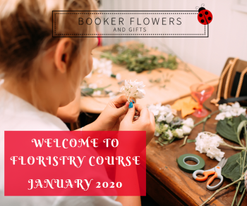 Welcome To Floristry Course