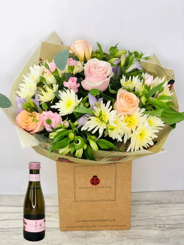 We sell a large range of Birthday Flowers and Remember we offer Flower Delivery Liverpool and we can provide Birthday Flowers for you in Liverpool - Merseyside and can organize Birthday flower deliveries for you NationwideYour Birthday Flowers will be hand made by our professional Florists and delivered by hand with a smile. Remember Booker Flowers and Gifts for Birthday Flowers delivered in Liverpool - Merseyside and beyond. We offer Flower Delivery Liverpool and same day flower delivery and all our flowers hand arranged by our Florists are backed by our 7 day freshness guarantee