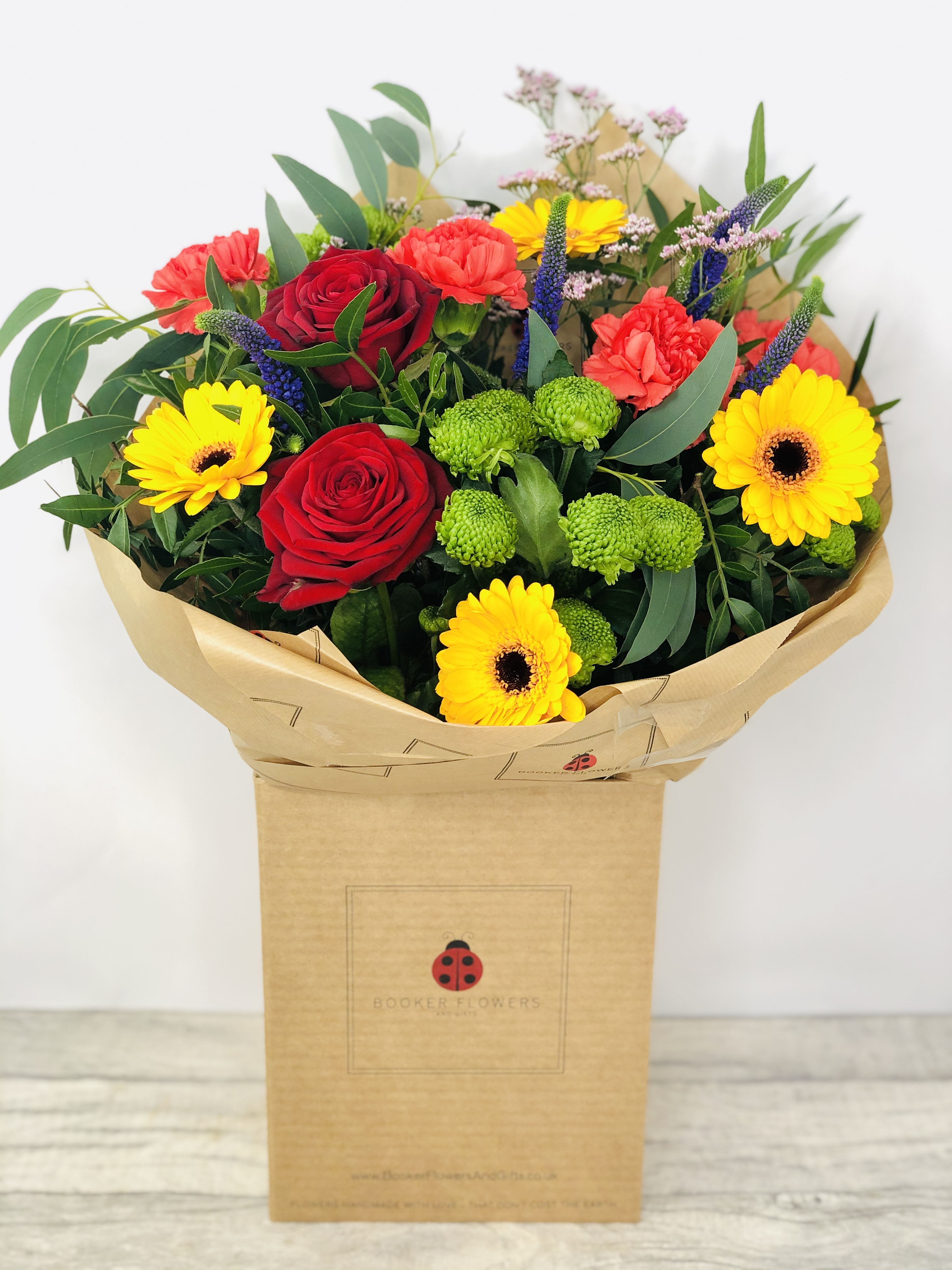 We sell a large range of Get Well Flowers and Remember we offer Flower Delivery Liverpool and we can provide Get Well Flowers for you in Liverpool - Merseyside and can organize Get Well flower deliveries for you Nationwide.  Your Get Well Flowers will be handmade by our professional Florists and delivered to your loved one by hand with a smile. Remember Booker Flowers and Gifts for Get Well Flowers delivered in Liverpool - Merseyside and beyond.We offer Flower Delivery Liverpool and same day flower delivery and all our flowers hand arranged by our Florists are backed by our 7 day freshness guarantee