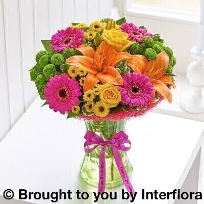 <h1>Brightandnbsp;flowersandnbsp;- Flowers in a Vase</h1>