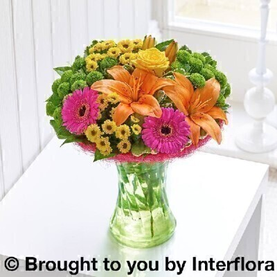<h1>Brightandnbsp;flowers - Flowers in a Vase</h1>