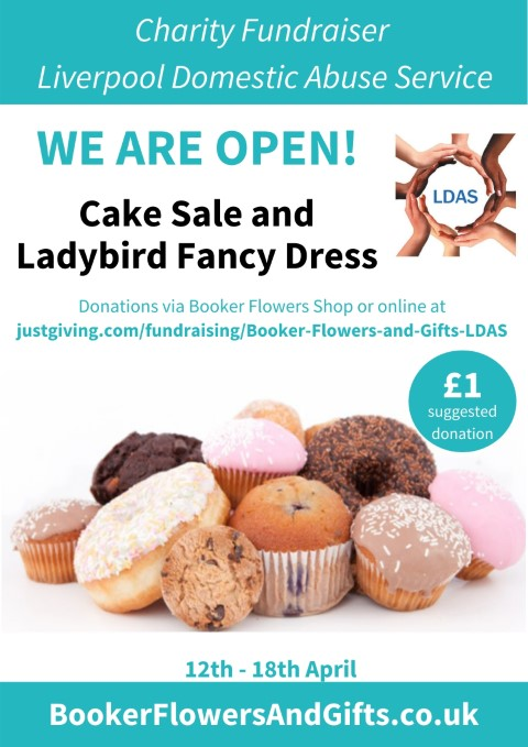 Come to our Cake Sale and help raise money for LDAS