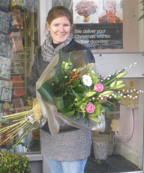 Gemma Wakerley - Owner - Flowers Liverpool - Liverpool Booker Flowers and Gifts