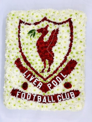 Liverpool Football Club Flag