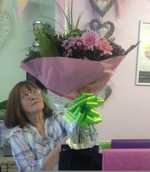 Pat Payne - Staff - Flowers Liverpool - Liverpool Booker Flowers and Gifts