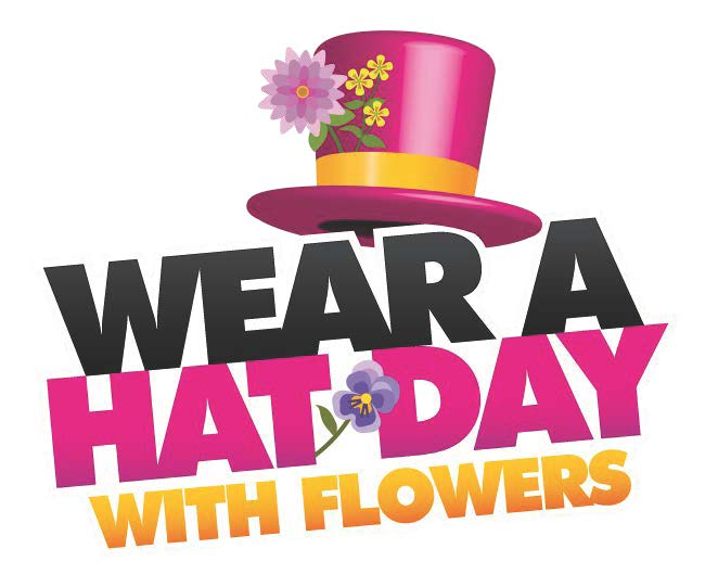 Wear a Hat with Flowers Charity Event for Brain Tumour Research